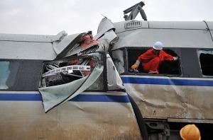 kereta cepat china 'crashed' - times magazine